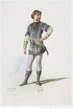 1. [Costume];