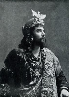 Maurice Renaud qui a tenu le rôle d'Hérode lors de la reprise au Théâtre de la Gaîté.jpg