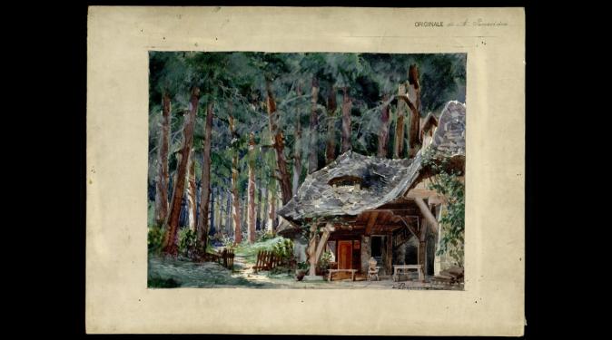 Act I - In un angolo della Foresta Nera Wurtemberghese, nella rozza casupola di un boscaiuolo.png