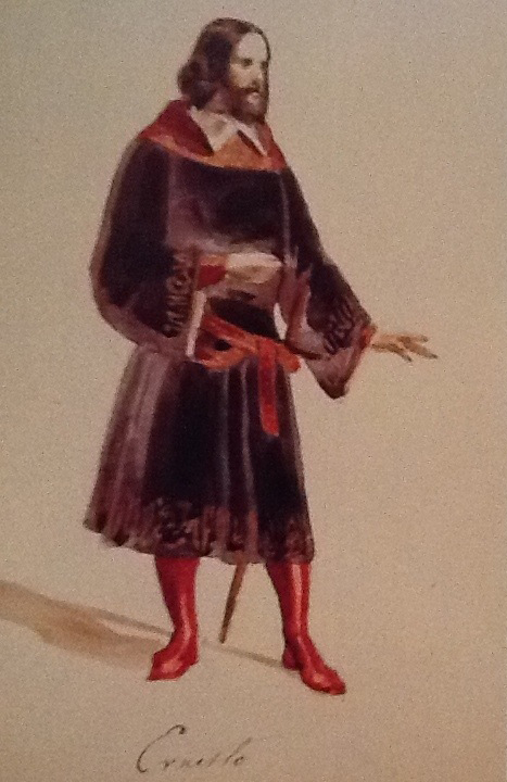 Antonio Tamburini-as Ernesto