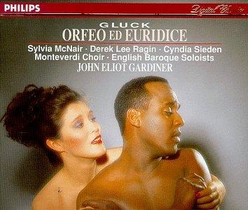 Orfeo - Gardiner