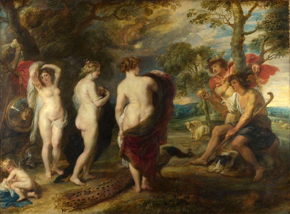 Rubens - Judgement of Paris.jpg