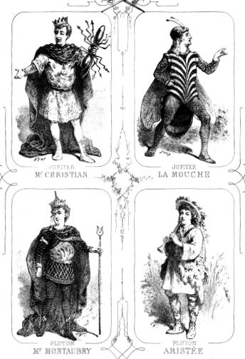 Orphée 1874 characters 1