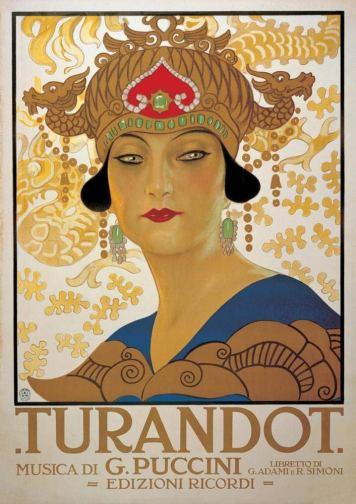 Turandot poster