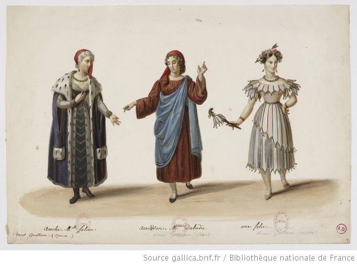 4. Amélie, Melle Falcon, Arvedson, Mme Dabadie, une Folie;.jpg