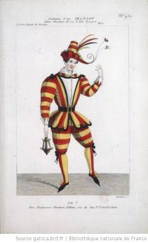 costume d'un Jeannot