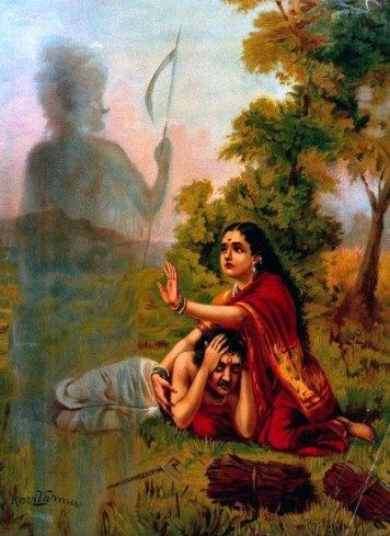 Varma - Savitri and Satyavan.jpg