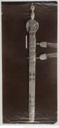 96. Epée mauresque;