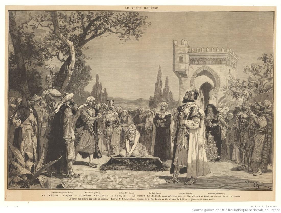 le marché aux esclaves aux portes de Cordoue.JPEG